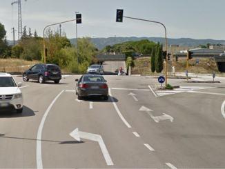 Spariranno presto i semafori all'incrocio tra via Silone e via Gramsci