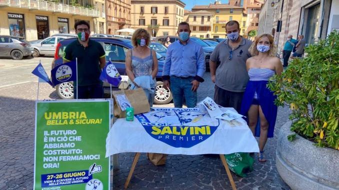 Lega, anche a Bastia in piazza per tesseramento e raccolta firme