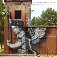Il murales di San Michele, Amministrazione vuole promuovere la street art