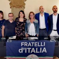 Fratelli d'Italia bacchettate al Partito Democratico a Bastia Umbra