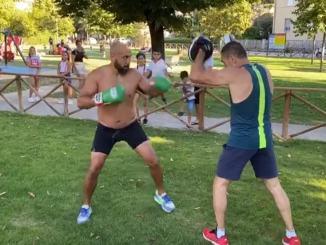 Michele Di Rocco torna sul ring a 38 anni, è stato Campione d'Europa