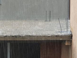 Piove e la tanto attesa passeggiata in bicicletta è stata annullata