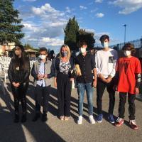 Grande successo scuola secondaria Primo Grado Colomba Antonietti