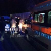 Due incidenti stradali, è caos sulla 75 Centrale Umbra