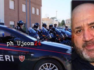 Muore per covid il brigadiere dei Carabinieri, Fiorenzo Meccariello