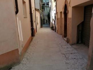 Continua la riqualificazione dei vicoli del centro storico di Bastia Umbra, nel lato-Est, il progetto esecutivo di via San Vitale.