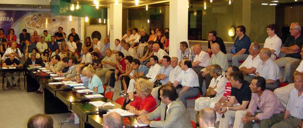 La Sala del Consiglio a Bastia Umbra, una lettura critica dopo la demolizione