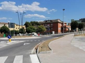 Ultimati i lavori da Via Ignazio Silone a Via Torgianese riapertura viabilità