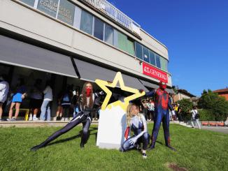 Star Shop centinaia tra appassionati e cosplay all'inaugurazione libreria
