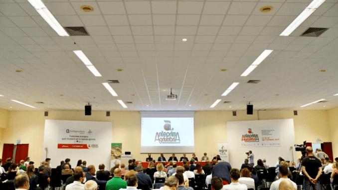 Agriumbria 2021 si è aperto con il convegno di Confagricoltura Umbria. Transizione ecologica: opportunità, sostenibilità economica e sociale