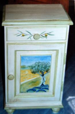 Vaisselier Peintcrations Originales Commodes Peintes
