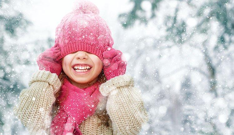 Como cuidar da pele das crianças no Inverno?