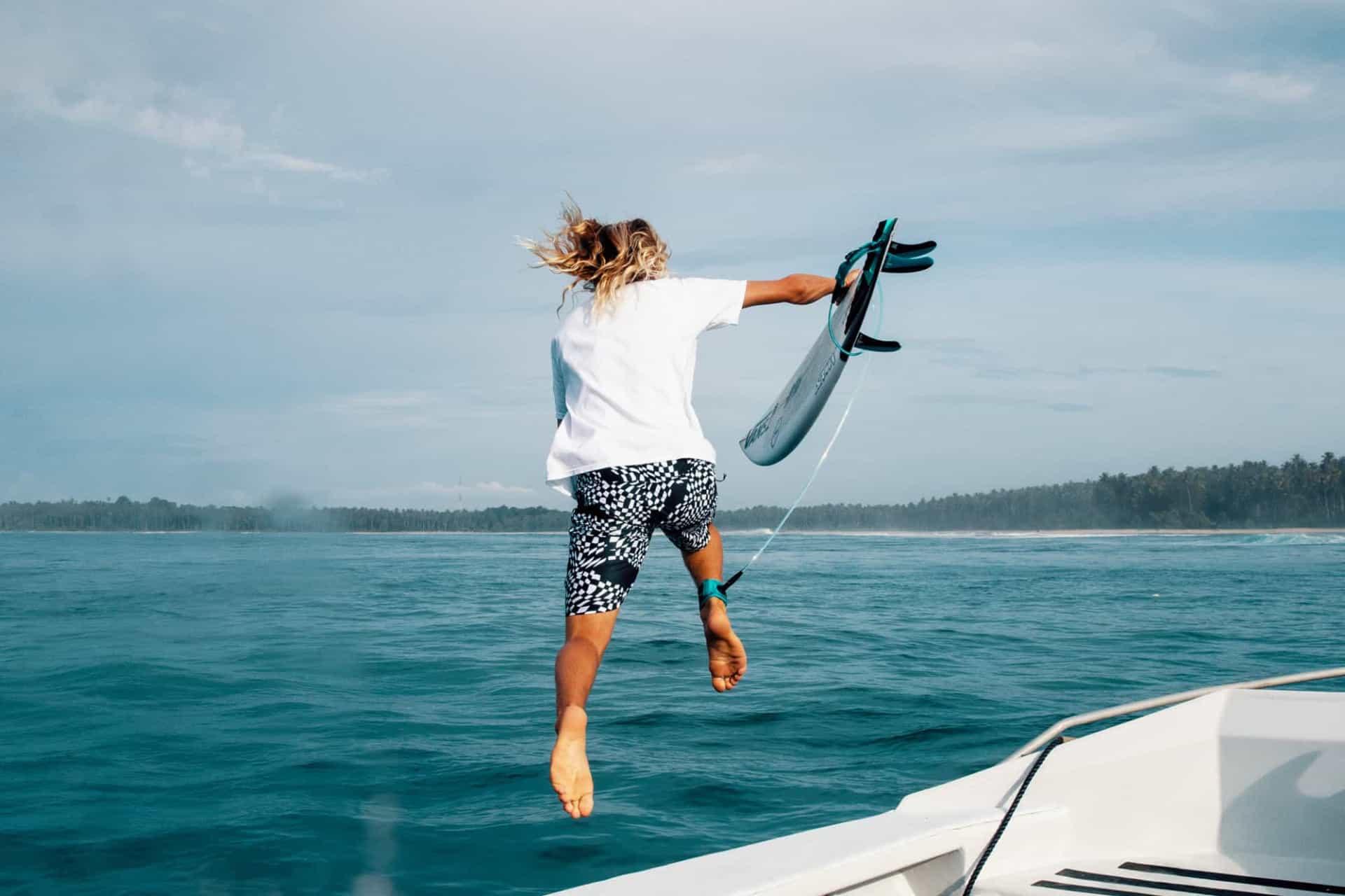 Vans Surf Trunk: Os novos calções de banho ideais para surfistas