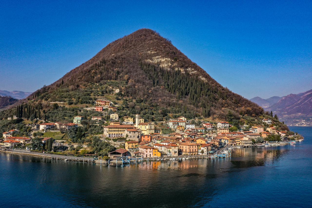 Monte Isola, uma pérola italiana escondida no meio de um lago