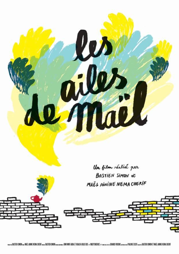 Les Ailes de Mael - documentaire réalisé par Mael Ainine Nema Cherif et Bastien Simon - 2016