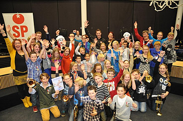 Kinderlintjes sp oss 2012