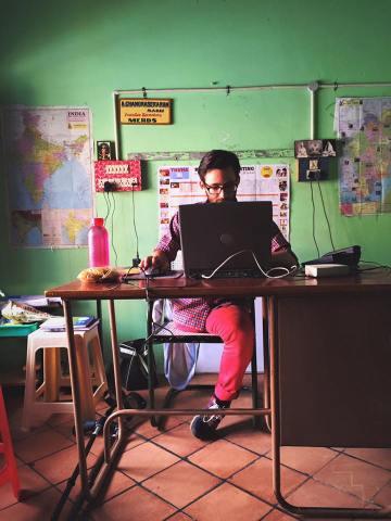 kantoor india