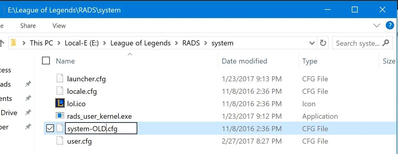 firewall blocking league of legends windows 10