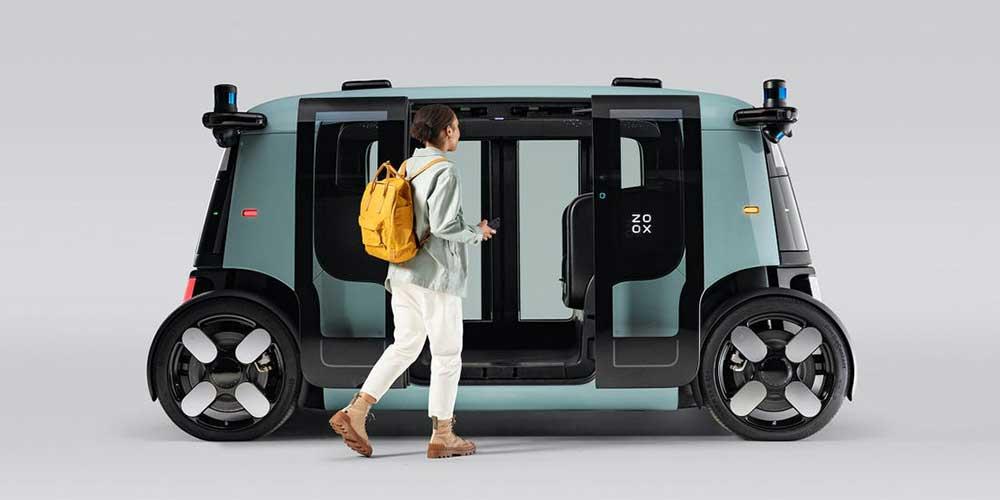 Amazon Zoox prvi robotski taksi