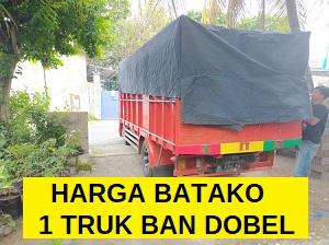 Harga Batako 1 Truk Ban Dobel