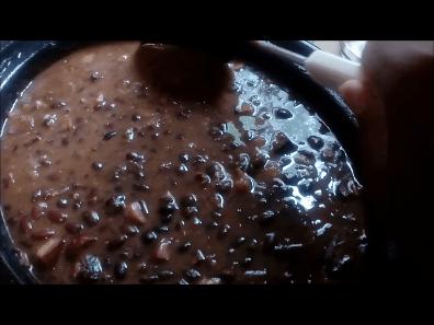 Feijoada (com carne!)