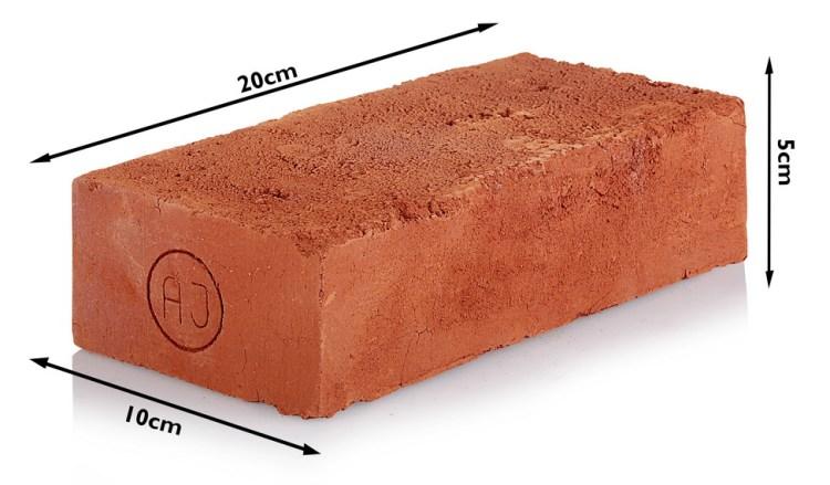 Ukuran Batu Bata Merah Press Alam Jaya Garut