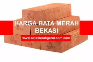 Harga Bata Merah Bekasi 2021: Bata Press & Expose