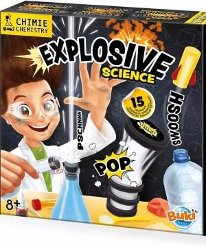 Esperimenti esplosivi