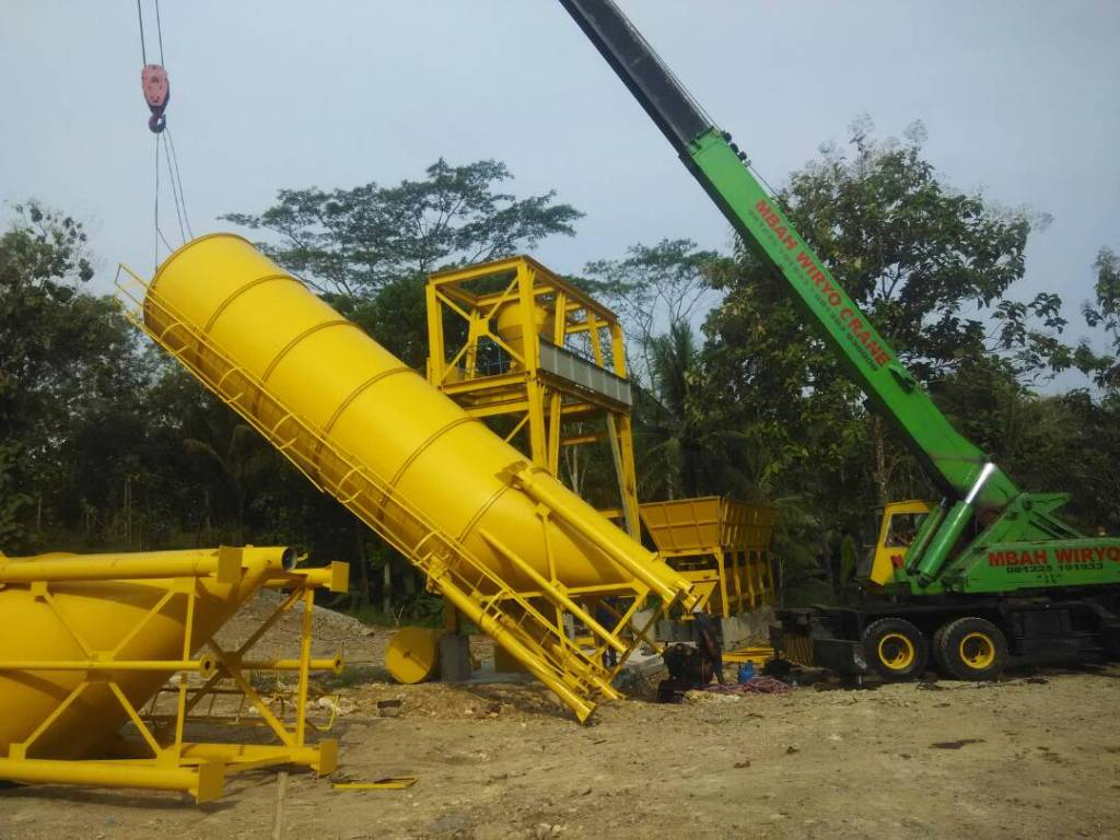 Jual batching plant