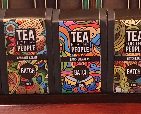 Pictures of Batch Tea in the Old House