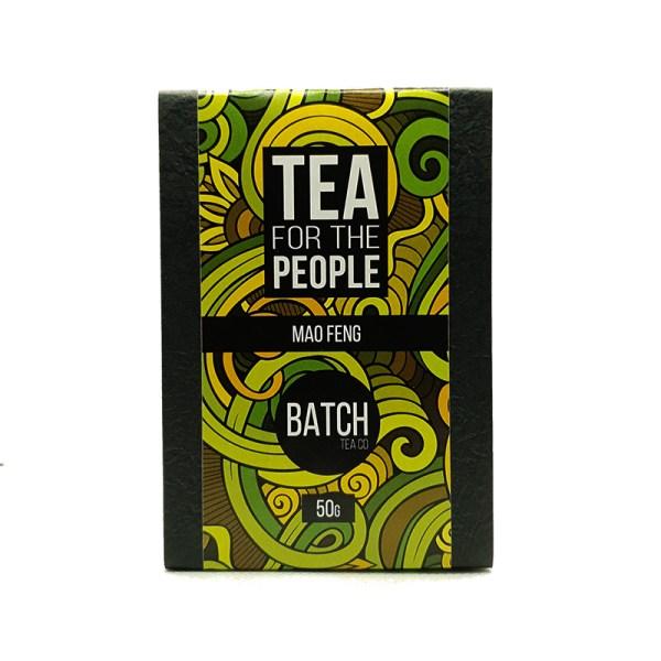 Mao Feng Premium Artisan Loose Leaf Green Tea