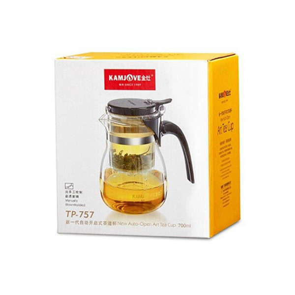 Kamjove TP-757 Gong Fu Tea Pot with filter Packaging