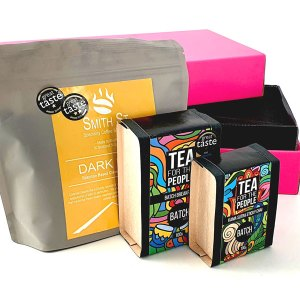 Morning Glory Tea and Coffee Gift Set