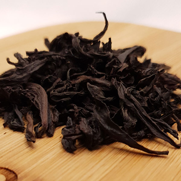 Da Hong Pao Oolong Tea Leaves