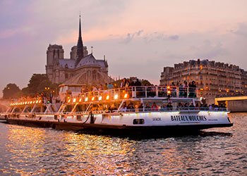 Rservation De Croisire Sur La Seine Bateaux Mouches