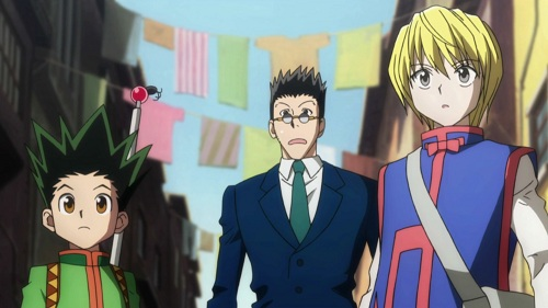 36 hours wasn't enough? Yet another Hunter x Hunter