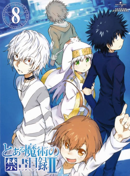 But I'll be Peter Pan forever: To Aru Majutsu no Index and I