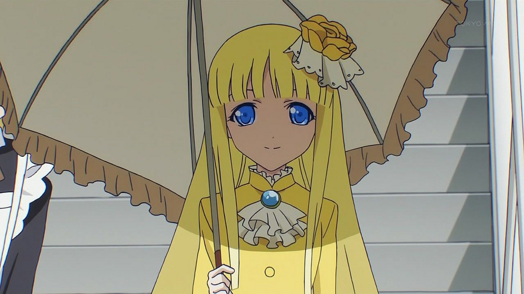 Returning, being a superficial anime fan and Rinne no Lagrange