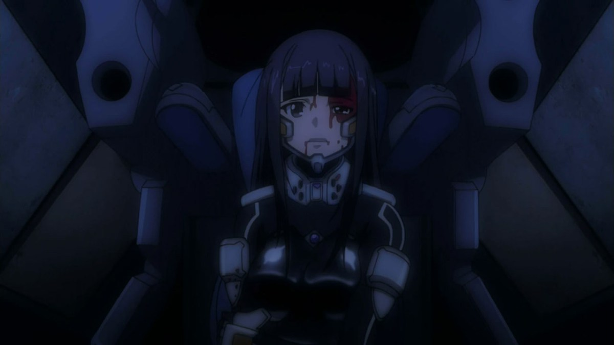Liking Muv-Luv Alternative: Total Eclipse? See also…