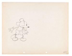 mickey-drawing