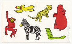 sticker-animals