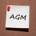 Post it for AGM
