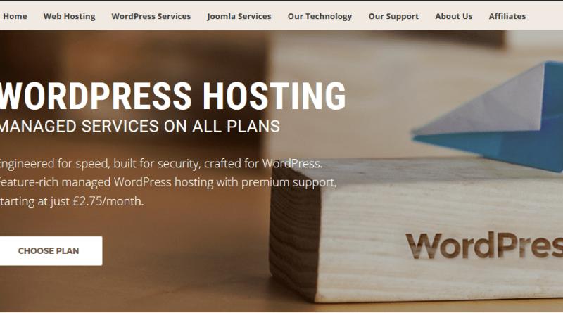 web hosting - SiteGround