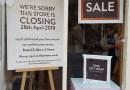 Thornton's Closes April 28th