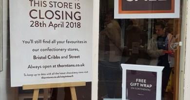 Thornton's closes