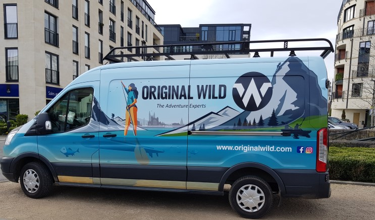 Original Wild at Bath Riverside