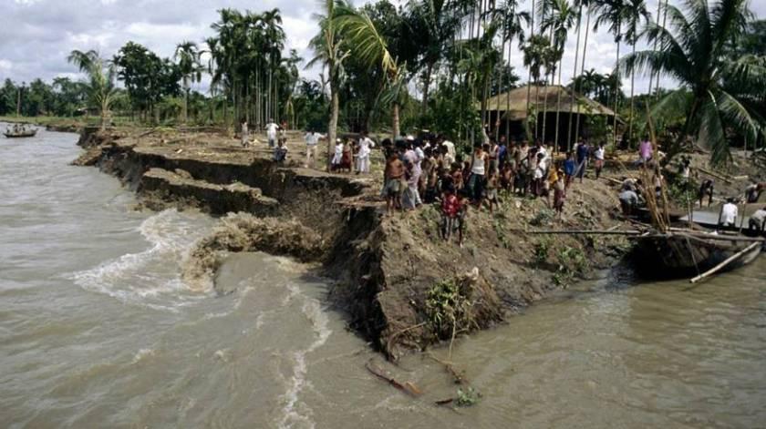 שינויי אקלים בבנגלדש. מי שנפגע באופן מסיבי הם ראשית העניים - היכונו להגירה הגדולה