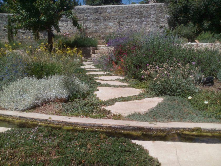 גן המנזר