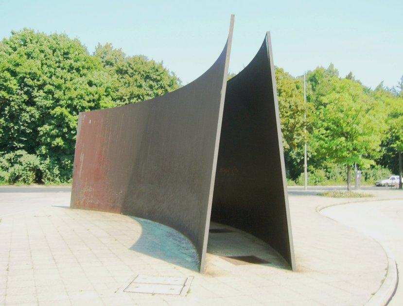 ריצר'ד סרה - גאומטריה במרחב