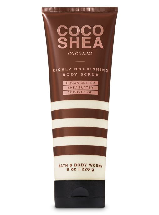 CocoShea Coconut Richly Nourishing Exfoliante Corporal - Bath and Body Works